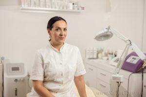 Kozmetičar Marija Drobac brine o Vašoj koži