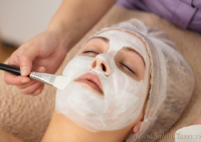 Kozmetički salon Voždovac - Maska za umirenje