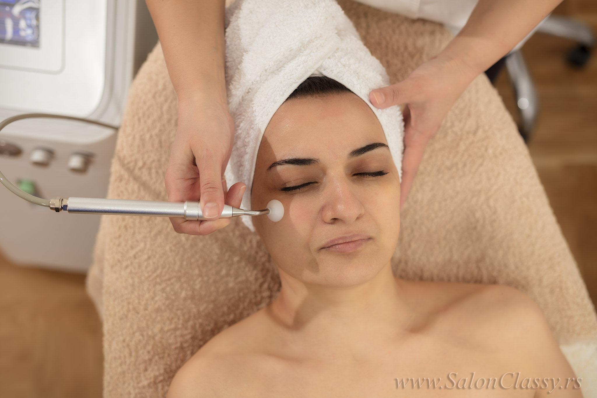 Kozmetički salon Voždovac - Tretman kiseonikom - OXY Jet